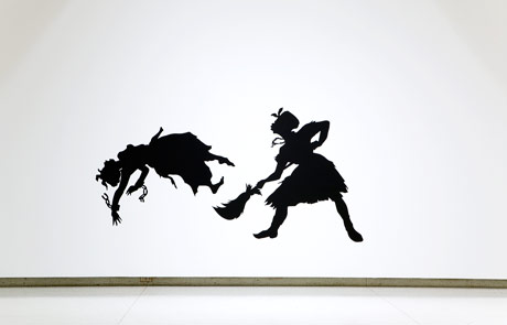 The Whitney Museum of American Art: Kara Walker: My Complement, My ...
